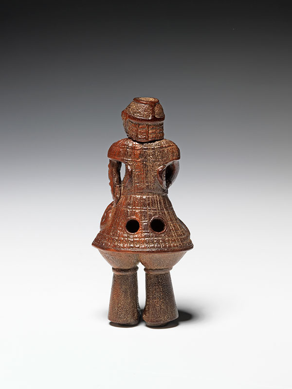 Haniwa warrior