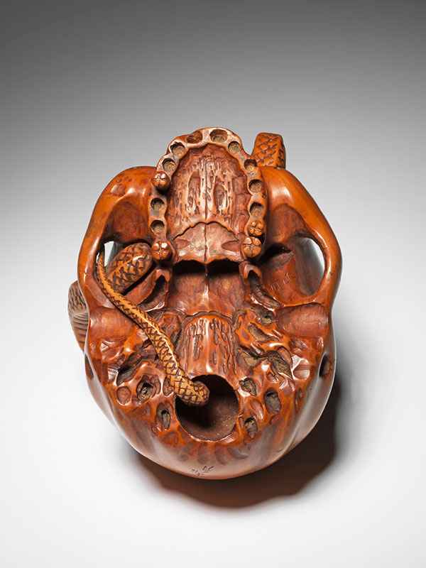 Chikushun Skull