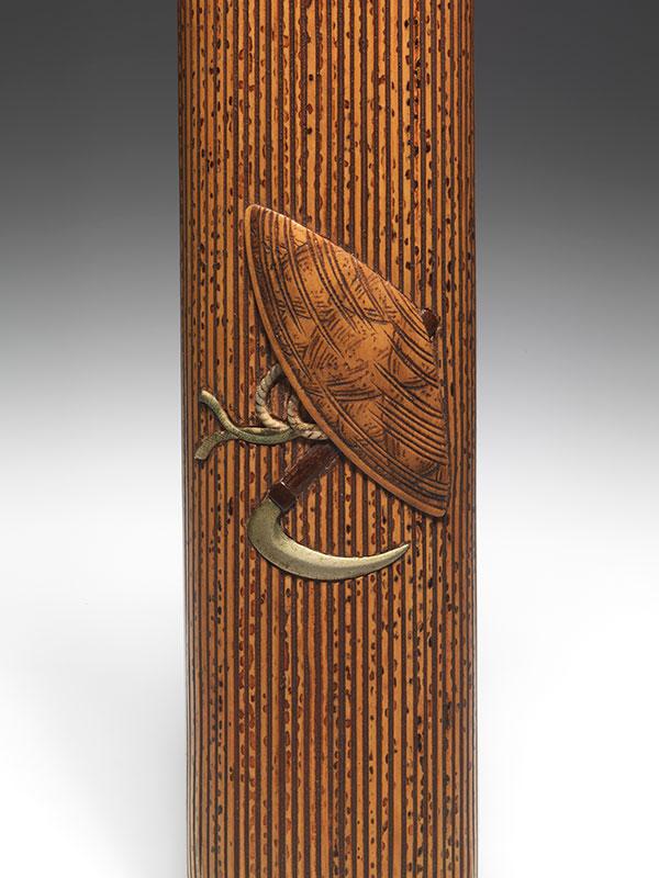 Shogyoku - Rattan pipecase