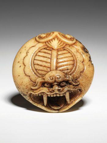Kokusai - stag antler manju