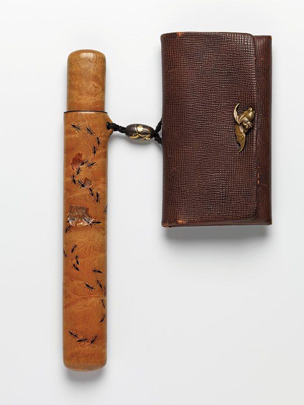 Jushu pipe case