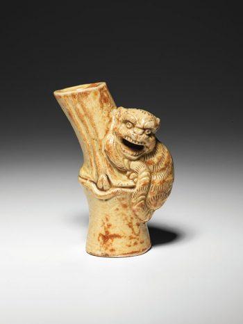Unsigned - pottery netsuke