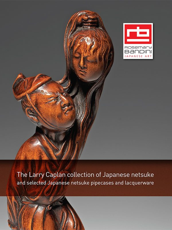 Rosemary Bandini Japanese Netsuke Catalogue 2019